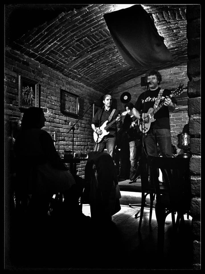 Garrison bar Praha 28.1.2017