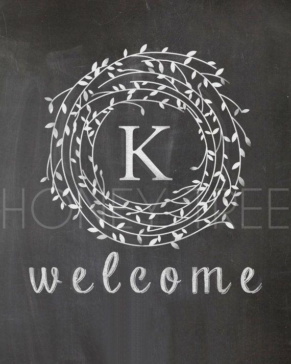 chalk board design
