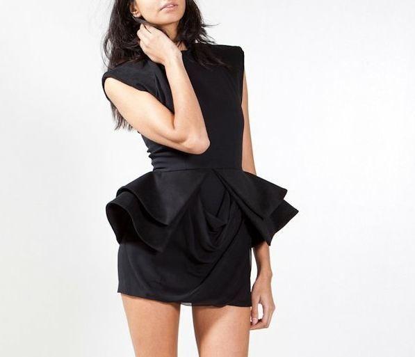 #Moda #Peplum dress - http://www.amando.it/moda/abbigliamento/peplum-dress-tendenze-moda.html