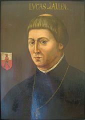Łukasz Watzenrode, bp warmiński 1489-1512,