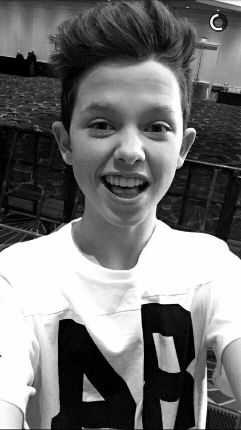 Jacob Sartorius On Snapchat