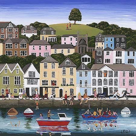 Louise Braithwaite, Dartmouth