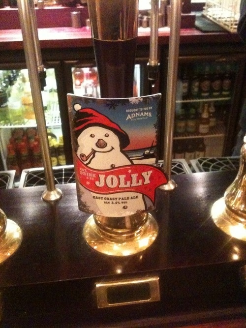 Another rich pale ale with a fruity aroma. Very popular at Christmastime #realale #recipes