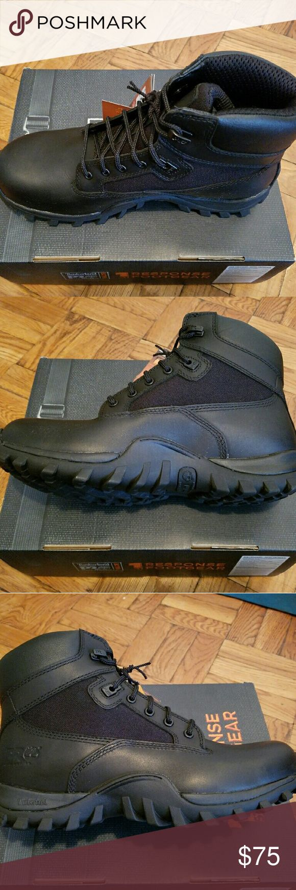 Timberland pro series valor size 8.5 mens Brand new boots Timberland Shoes Combat & Moto Boots