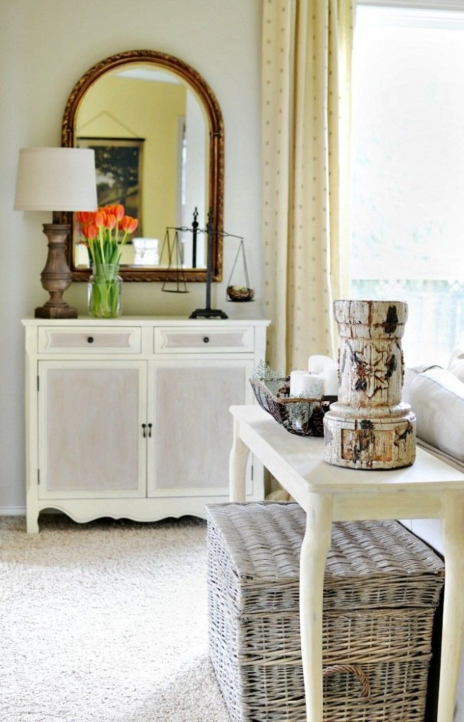 Make Room For What You Love - At The Picket Fence