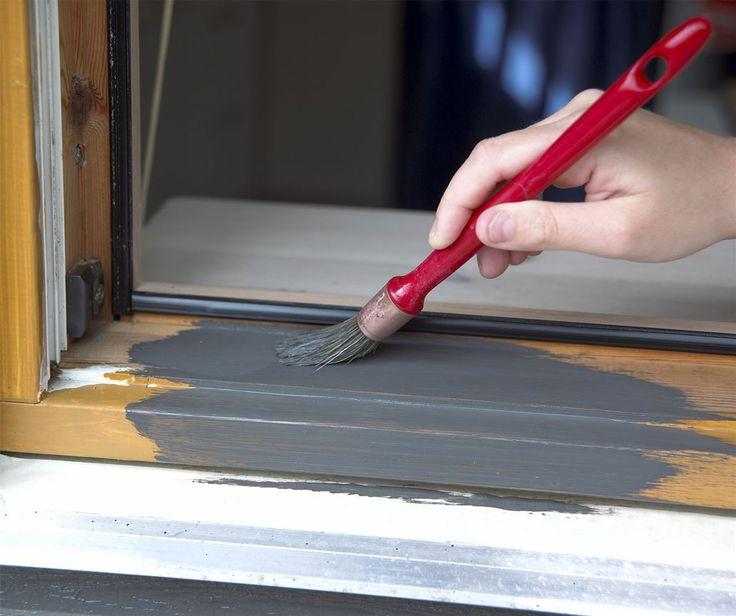 Maling av vinduer og dører - ifi.no