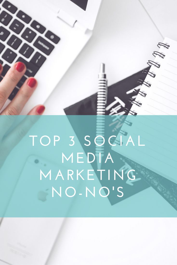 *NEW on the blog: Top 3 Social Media Marketing No-No's. Here I talk about the three social media no-no's and what you can do to better your online efforts: http://www.keepsmyelin.ca/uncategorized/top-3-social-media-marketing-no-nos/