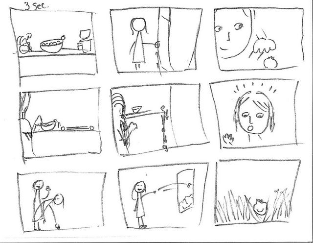8 best Storyboards images on Pinterest | Cinema, Film stock and Movie