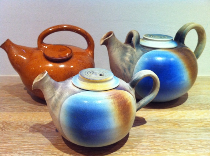 My favorite tea pots