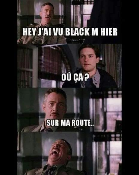 blague m sur ma route