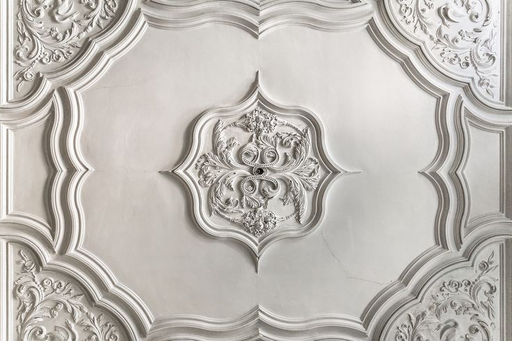 HomeLovers: ornamented ceiling