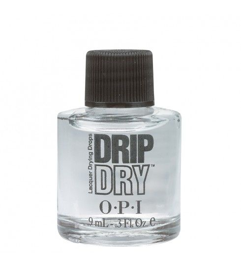 Drip Dry Lacquer Drying Drops - 9ml - Finishing Products - Range - Essentials    OPI UK