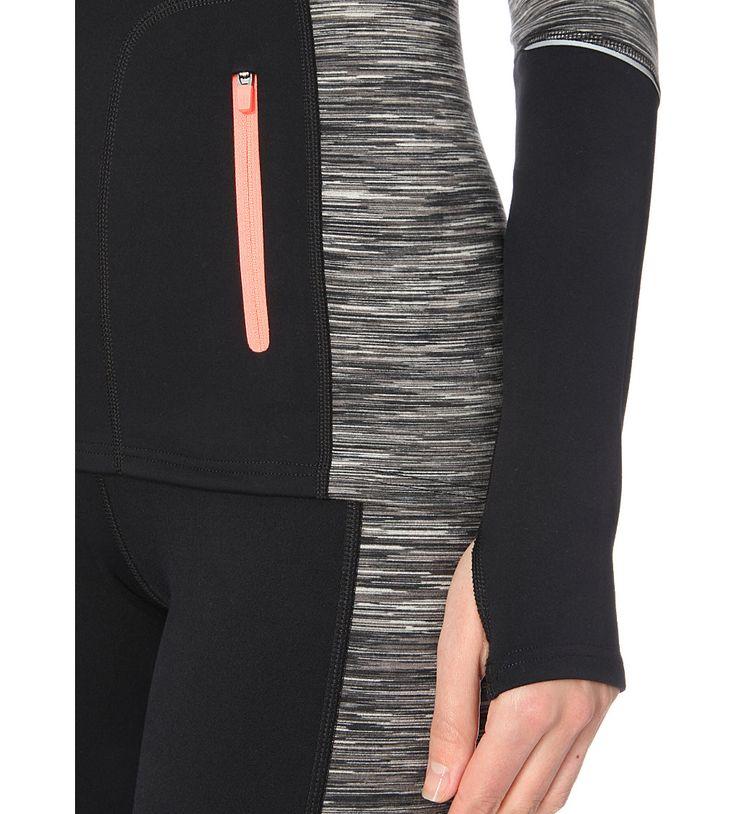 SWEATY BETTY - Long-sleeved trail half-zip thermal top | Selfridges.com