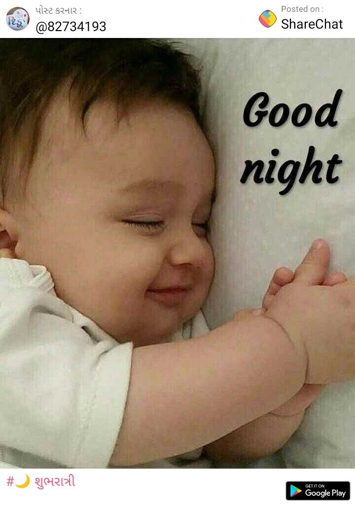 Good Night Images With Cute Baby Girl : night, images, Night, Baby,, Videos,, Pictures