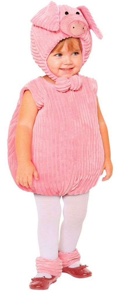 unisex-baby - Pig Toddler Costume 1T-2T Halloween Costume - 1T-4T