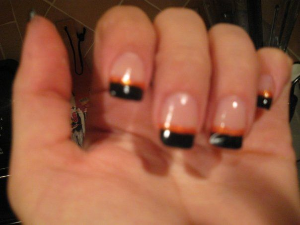 202 best halloween acrylic nails images on Pinterest ...