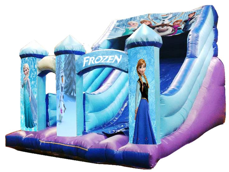 Find Frozen Slide? Yes, Get What You Want From Here, Higher quality, Lower price, Fast delivery, Safe Transactions, All kinds of inflatable products for sale - East Inflatables UK