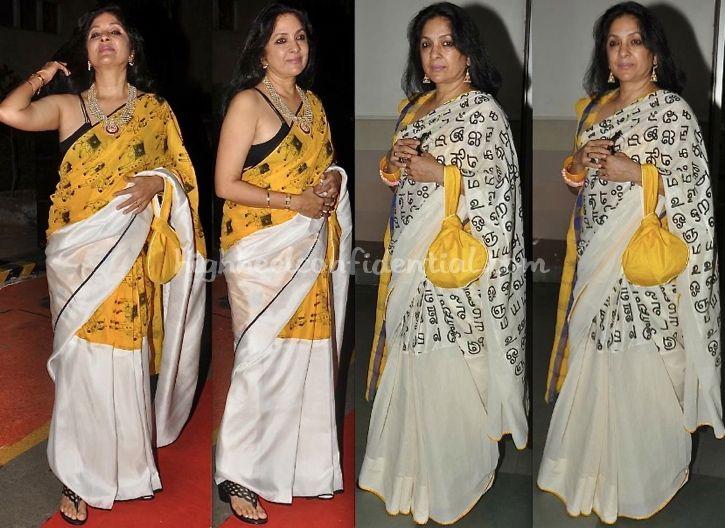 neena-gupta-in-masaba-at-ita-awards-2012-and-at-jaane-bhi-do-yaaron-screening