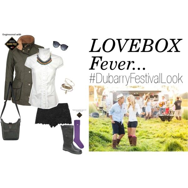 Lovebox Fetival Fever is setting in. The ideal #Lovebox14 outfit to pack from Dubarry.