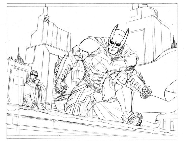 20++ Dark knight coloring pages information