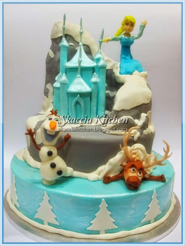 SKACCIA KITCHEN: Frozen Cake