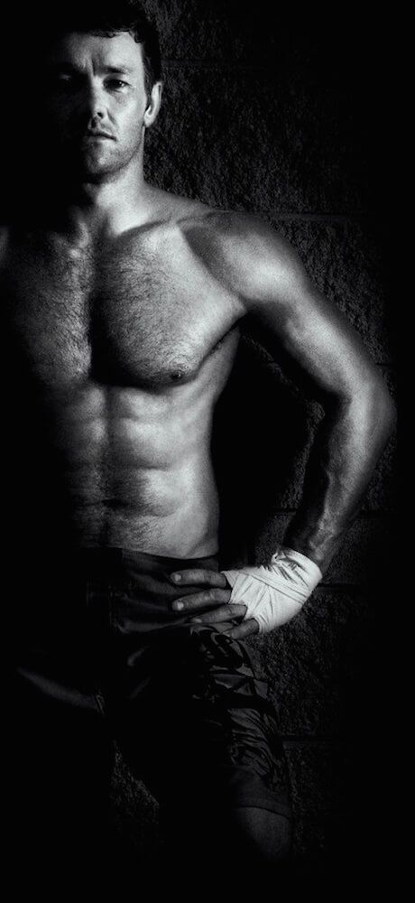 Joel Edgerton body...