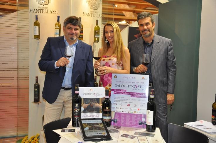 FATTORIA MANTELLASSI www.salottidelgusto.com