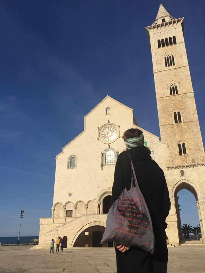 BFM in Trani, Puglia, Italy