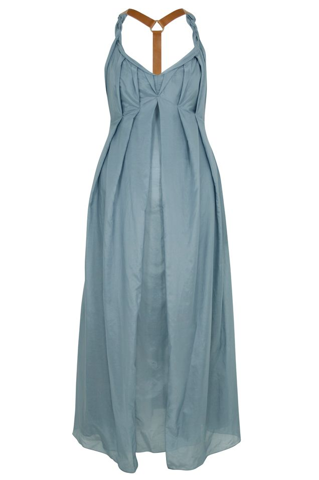The Down the Way gown by Aussie plus size brand Damn You Alexis. Want