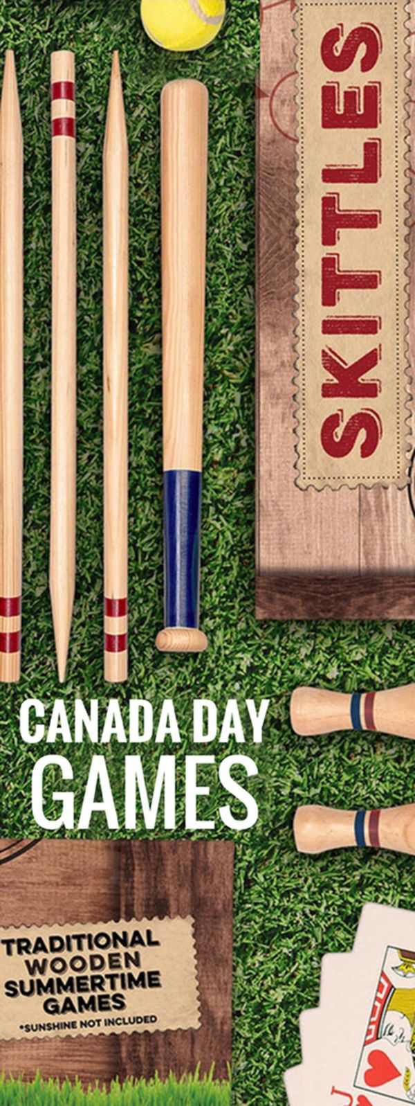 Show your patriotic pride with these fun Canada Day GAMES!