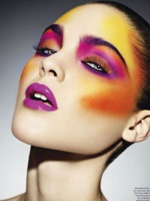 The 25 Best 80s Eye Makeup Ideas On Pinterest Diy 80s