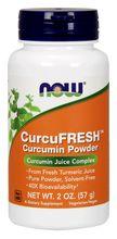 Now Foods CurcuFRESH Curcumin Powder 2oz