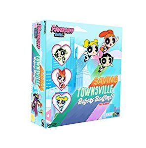 Amazon.com: Powerpuff Girls Board Game: Toys & Games