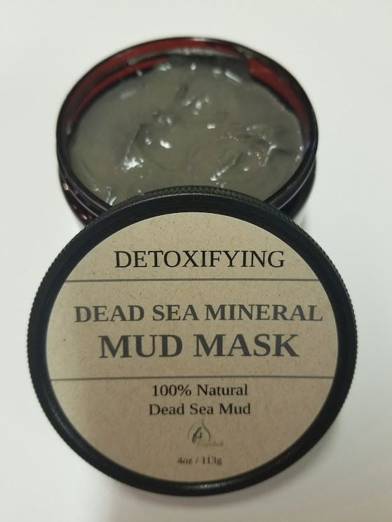 All Natural Dead Sea Mineral Mud Mask, helps nourish the Face and body with the rich minerals of the Dead ...