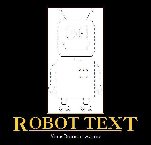 #funny #seo #Social #Meme #robot text