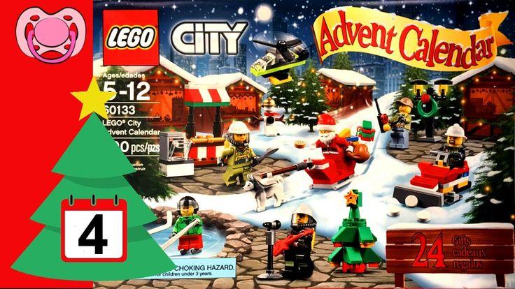 Lego - Natal 2016 - Calendário do advento 🎄 4 de Dezembro
