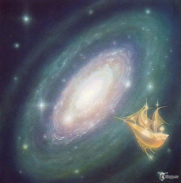 Очарование мистической ауры. Художник Гилберт Уильямс.. | Оригинальное творчество талантливых и увлеченных людей