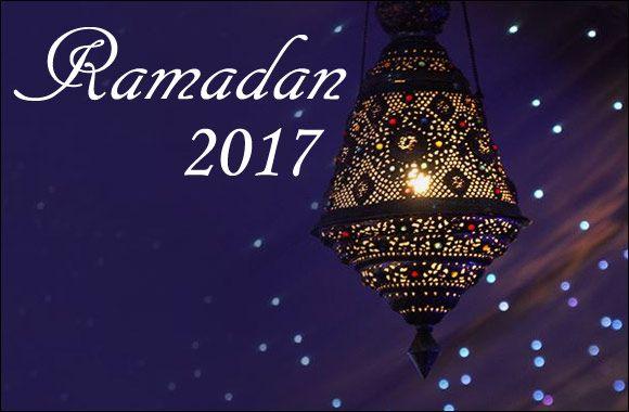 Ramadan 2017, Ramadan Events
