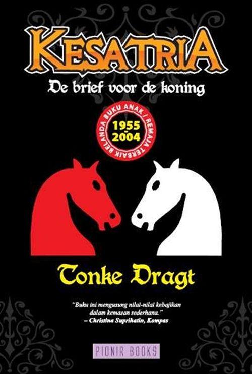 Judul asli: De brief voor de koning Pengarang: Tonke Dragt Harga: Rp 59.500 Tebal: 526 hlm