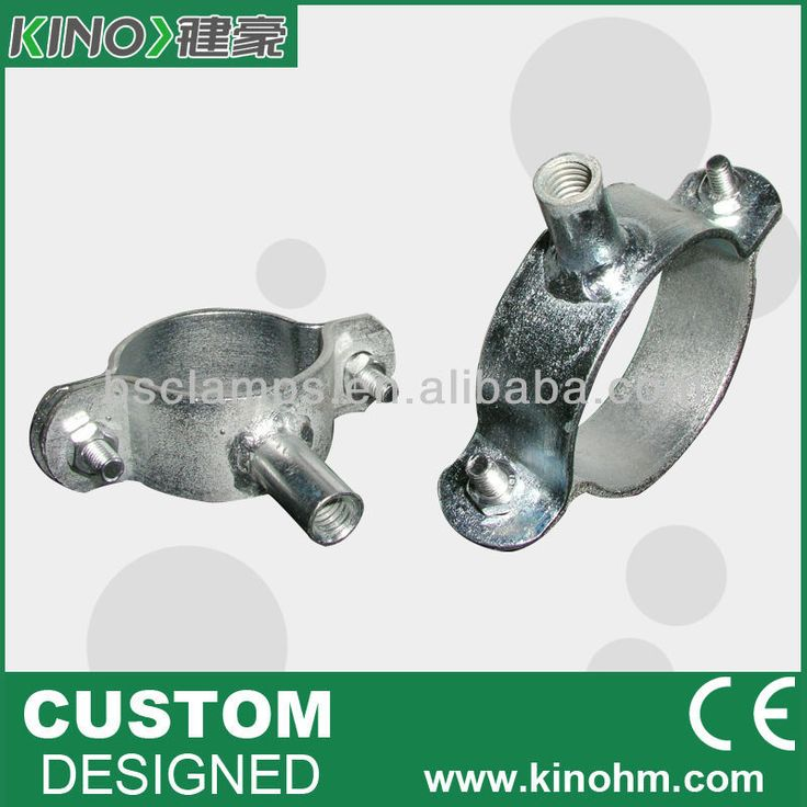 stainless steel pipe clamp supplier $1~$100