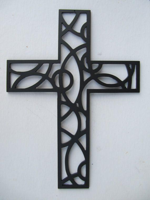Metal Cross Wall Decor best 25+ cross wall art ideas only on pinterest | rustic cross