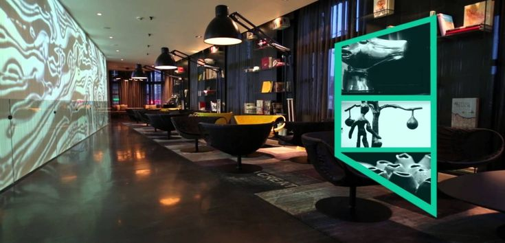 Art'otel Amsterdam - http://www.absolut-amsterdam.com/artotel-amsterdam-2/