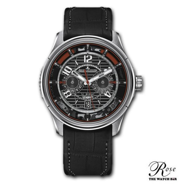Another legend is born in the form of the Jaeger-LeCoultre AMVOX7 Chronograph. RTWBSelect