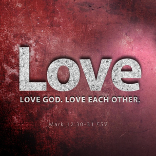 Godly Love For Each Other: Love God, Love Each Other!
