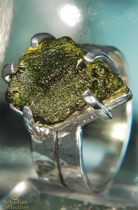 22 Best Images About Moldavite Jewelery On Pinterest