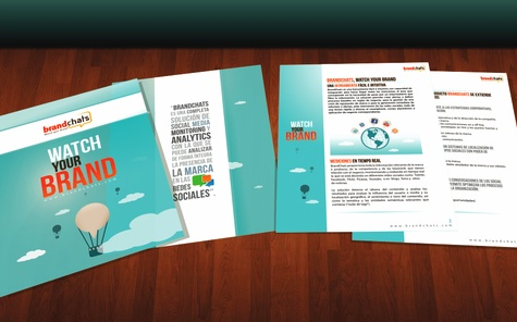 Graphic design by @Leframe  http://www.brandchats.com