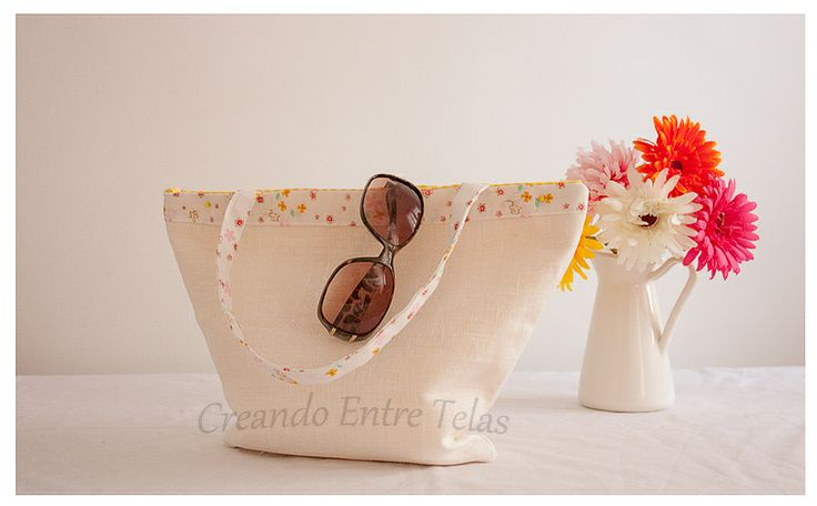 Bolso veraniego/ Summer purse.