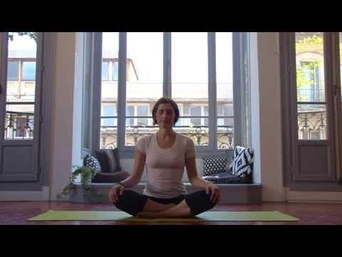 Cours de yoga matinal - YouTube