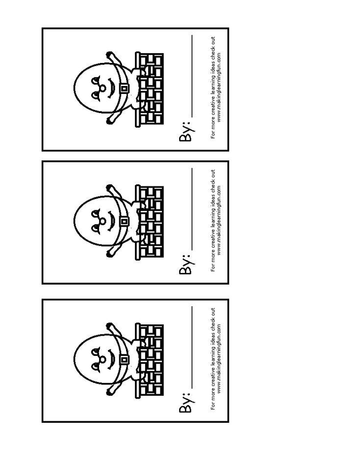 The 12 best Humpty Dumpty images on Pinterest | Humpty dumpty ...