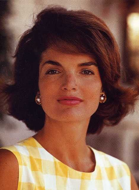Fabulous 1000 Ideas About Jacqueline Kennedy Onassis On Pinterest Jackie Hairstyles For Women Draintrainus